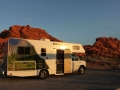 Valley of Fire en de camper