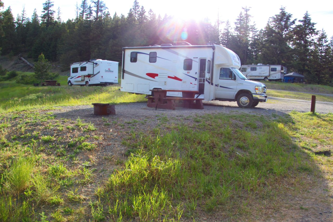 Kentucky Aleynne campground