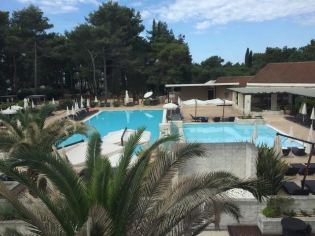 hotel melia coral Croatia