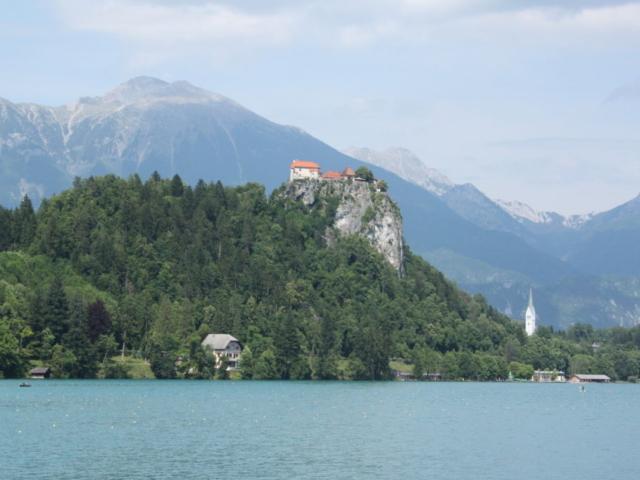 Lake Bled Slovenie
