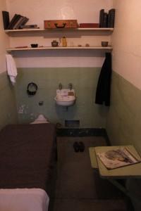 Alcatraz cel