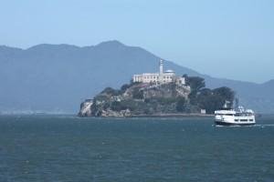 Alcatraz eiland en Alcatraz cruise
